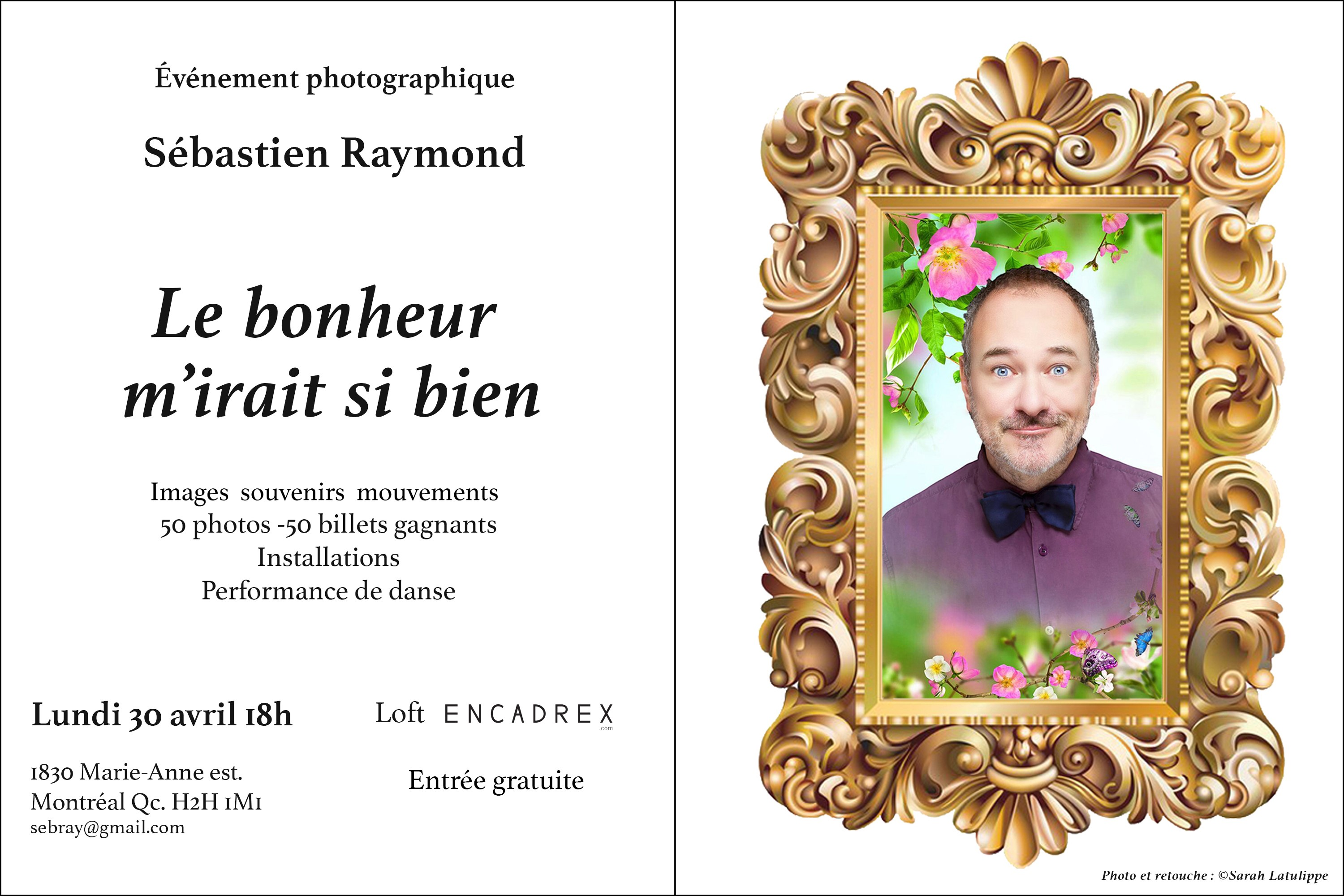 Invitation sébastien 50